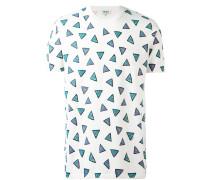 'Bermudas' T-Shirt - men - Baumwolle - M