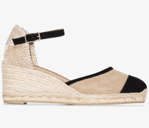 'Caeli' Wedge-Espadrilles, 60mm