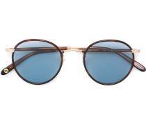 'Wilson' Sonnenbrille mit rundem Gestell