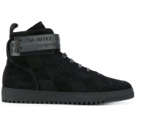 arrows high-top sneakers