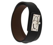 'Shark' wraparound bracelet