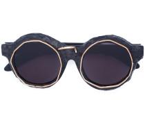 trendy round sunglasses
