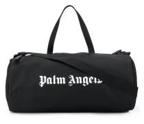 Reisetasche mit Logo-Print