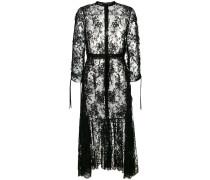 layered sheer dress
