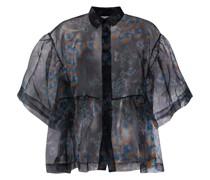 Semi-transparenter Hemd