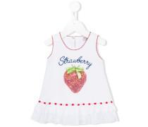 Top mit Erdbeer-Patch - kids