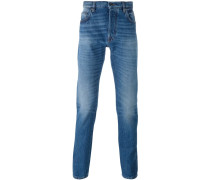 Jeans mit Stern-Patch