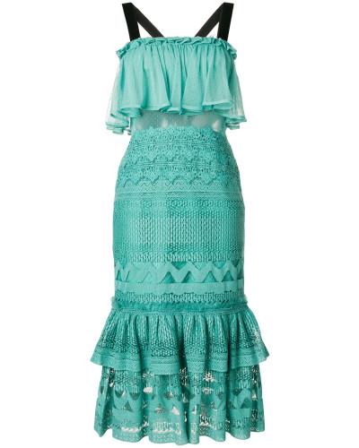 'Zinnia' Kleid