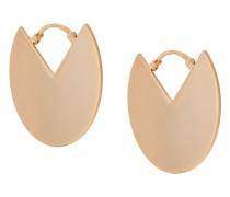 Ohrringe in runder Form