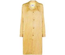 'Mashroo' Mantel mit Streifen