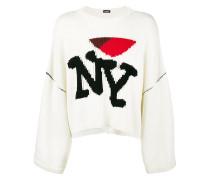 I Heart NY Oversized Sweater