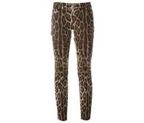 Hose mit Leopardenmuster