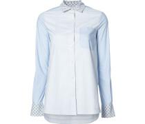 Hemd mit Punkte-Stickerei - women - Baumwolle