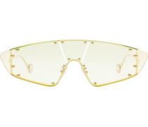 Techno mask sunglasses