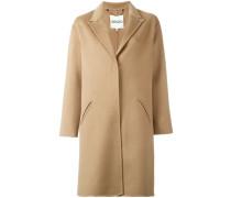 Mantel mit verdeckter Knopfleiste - women