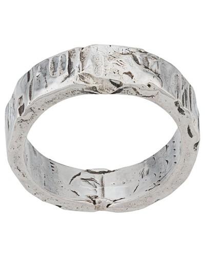 Handgefertigter Ring