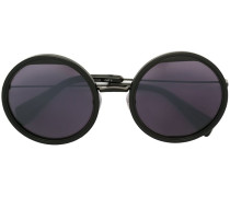Runde Sonnenbrille - women - Kunststoff/metal