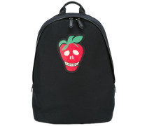 skull berry backpack