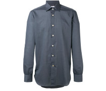 - Hemd mit Knopfverschluss - men - Baumwolle - 43