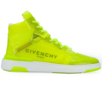 'Wing Transparent' High-Top-Sneakers