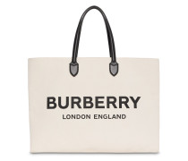 Shopper mit Logo