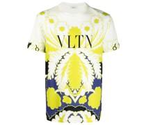 VLTN T-Shirt mit grafischem Print