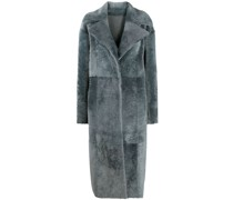 Langärmeliger Mantel