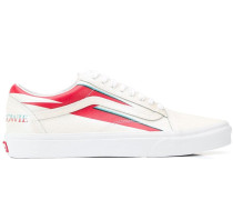 'Bowie' Sneakers mit Blitzen