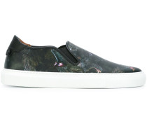 Sneakers mit Pavian-Print - men