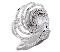 Aria diamond cocktail ring
