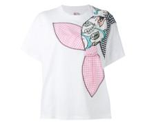 Verziertes Oversized-T-Shirt - women