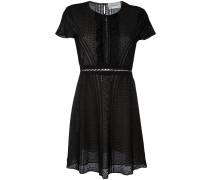 Kleid mit gestreiften Details - women