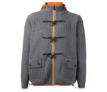 Jacke mit Klapptaschen - men - Polyamid/Wolle
