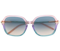 oversized square frame sunglasses