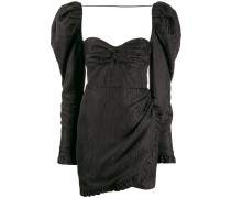 Kleid mit Puffärmeln