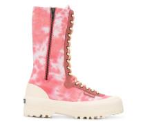 x Paura tie-dye boots