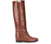 Barth knee boots