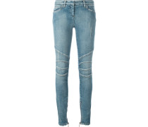 Klassische Biker-Jeans