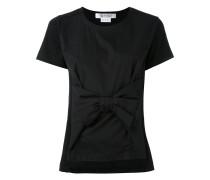 - T-Shirt mit Schleife - women - Baumwolle - XS