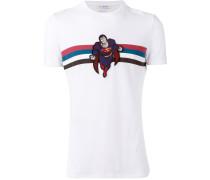 T-Shirt mit Print - men - Baumwolle/Elastan - M