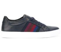 - Sneakers mit Kontraststreifen - men