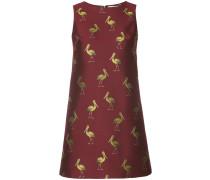 Minikleid mit Vogelmuster - women