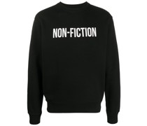 'Non-Fiction' Sweatshirt