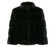 a-line short jacket