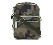 Kuriertasche im Camouflage-Look