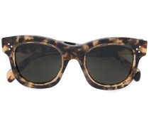 - Cat-Eye-Sonnenbrille in Schildpattoptik - women