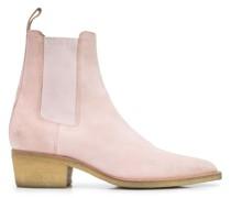 Chelsea-Boots mit Kreppsohle