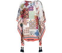 printed style blouse