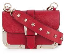 star studded crossbody bag - women - Kalbsleder