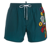 summer camp swim shorts